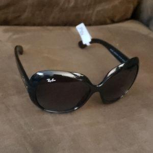 BNWT RayBan Jackie Ohh Sunglasses
